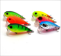 Small Fat Fish Artificial Lures 9g 5. 5cm Short Tongue Board ...