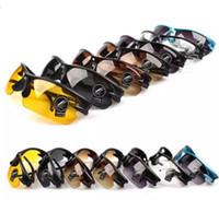 Nuovi occhiali di sicurezza di progettazione Goggles, Designer da uomo di alta qualità Ciclismo Sport Sport Sunglasses Brands all'ingrosso 7 colori Mix