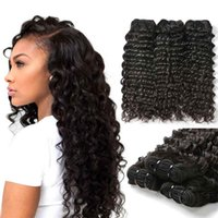 Beauty On Line Deep Wave Peruvian Hair 3Bundles Virgin Human...