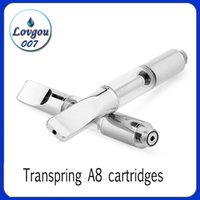 Transpring A8 Full Ceramic Cartridge 0. 7ml Full Ceramic Glas...