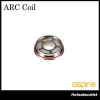 Autentico Aspire Revvo ARC Coils Testa di ricambio per Revvo Tank Aspire Radial Coil Technology 100% originale