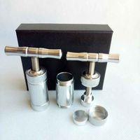 Polen Metal Press Presser Compressor Cream Linter
