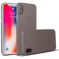 PP Ultrathin Slim Fit Soft TPU Cover for iPhone XS MAX XR X ...