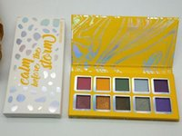 (in stock)new makeup ky eyeshadow Palette! Calm before the S...