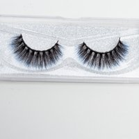 Seashine silk eyelash with different style mink lashes color...