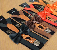 الكبار مطاطا الحمالة أزياء القوس التعادل Y الشكل الكتف الحمالات بيج بويز قابل للتعديل حزام 4 كليب الرجال الحمالة C3248
