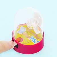 1Pcs 6*4cm Mini Pocket Game Anti- Stress Vent Toy Finger Bask...