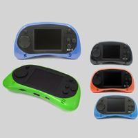 뜨거운 판매 RS-8 비디오 게임 콘솔 8 비트 2.5 인치 컬러 TFT LCD 화면 휴대용 핸드 헬드 게임 플레이어 테트리스 어린이 게임