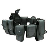Cinturones tácticos al aire libre Cinturones de seguridad multifuncionales Políticas de entrenamiento Guardia Utilitario Pesado Cinturones de combate 10pcs / sets