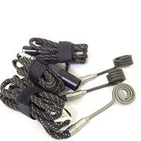 Commercio all'ingrosso E chiodo chiodo riscaldatore riscaldatore elettrico dab piatto 10mm 16mm 20mm 110V 220V per chiodi al quarzo Ti Titanium