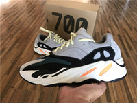 Wave Runner 700 Boost Kanye West Zapatos Hombres Mujeres 700 Zapatillas Casual Running Sneakers Wholesale 700 Boost