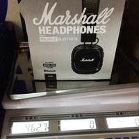 MOQ=1 Marshall Major II 2.0 Bluetooth Беспроводные наушники в Черном DJ Studio наушники глубокий бас шумоизоляции гарнитура для iPhone Samsung
