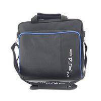 PS4 Slim Game Sytem Bag холщовый чехол защитите плечо сумка для переноски сумка оригинальный размер для консоли PlayStation 4 PS4 Pro