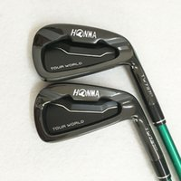New mens Golf clubs HONMA TW737P black clubs Iron Golf irons...