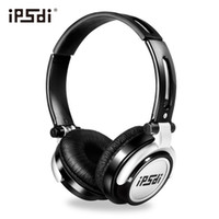 Ipsdi Wired 3. 5mm Portable Foldable Headband Headphones Supe...