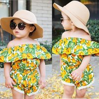 Baby Toddler Romper Newborn Kids Jumpsuit Infant Summer Ones...