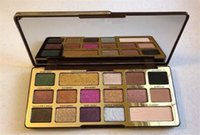 New Makeup Chocolate Gold Eyeshadow Palette 16 Colors Chocol...