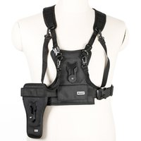 Multi Camera Carrier Harness Holster System Strap Holder for...