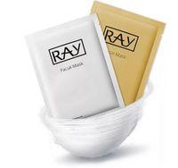 Tayland Ray Fibroin İpek Yüz Cilt Yenileme Anti-Kırışıklık Maske