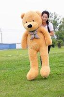 """78 """"200cm gigante ursinho de pelúcia pelúcia animal de pelúcia brinquedo dia dos namorados namorada namorada filha filho filho crianças grátis"""