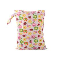 5colors 1Pcs Cute Diapers Bag Baby Diapers Nappies Infants W...