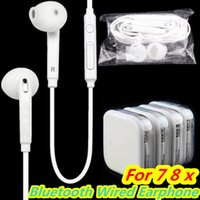 Bluetooth Wired In- Ear Earphone headphone Stereo earset volu...