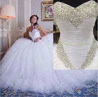New White Ivory Wedding Dress Bridal Gown Custom Size 6 8 10 12 14 16 18++++