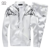 Brand - Clothing Menswear Fashion Tracksuit Casual Sportsuit ...