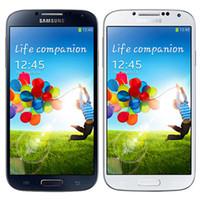 Восстановленные оригинальные Samsung Galaxy S4 I9500 I9505 5,0 дюйма Quad Core 2GB RAM 16GB ROM 13MP 3G 4G LTE разблокированы Android Smart телефон DHL 5 шт.