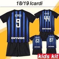 9552e8e5c4986 2018 19 ICARDI PERISIC Kids Kit camisetas de fútbol BROZOVIC LAUTARU  MIRANDA Inicio Camisetas de fútbol