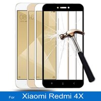 HD 3D Full Cover Tempered Glass for Xiaomi Redmi 4X Screen P...