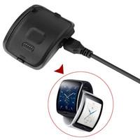 새로운 충전기 독 스테이션 삼성 기어 r750에 대 한 스마트 시계 충전기 데스크톱 USB 충전 케이블 삼성 무료 배송