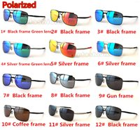 2018 Brand New Metal 4124 Sunglasses UV400 Polarized Lens Sp...