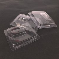 Yeni Buhar pod Ambalaj Plastik Clam shell JUUL Pods için Ultra Taşınabilir Vape Kalem Başlangıç Kiti kartuşları Bakla