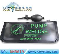 NOUVEAU KLOM 2 en 1 pompe à air wedge bag gonflable déverrouiller porte de voiture outil d'ouverture