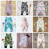 Boho Harem Rompers for Baby Boys and Girls Unicorn Harem Jum...