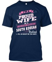 South Korean Pround Wife - I' m A Proud Of Standard Unis...
