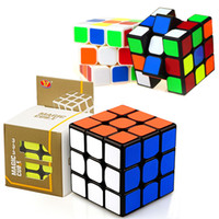 Magic Cube Professional Speed Puzzle Cube Twist Toys 3x3 Cla...