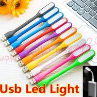 Tipo portátil USB LED LIGHT PARA XIAOMI LED Lámpara USB electrónica para Xiaomi Power Bank PC luces 5V 1.2W