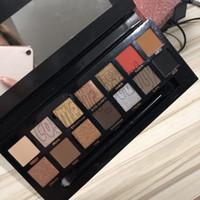 بيع ساخن!! لوحة زيتية جديدة من طراز Eyeshadow Palette 14 Colors Eyeshadow Plette High Quality DHL Free Shipping