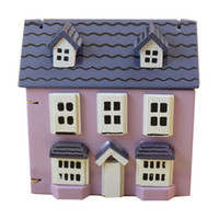 Hot Selling 1 12 Dollhouse Miniature Three layers House Mode...