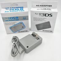 Für Nintendo NDSI 3DS 3DSXL LL DSI Lite US-Stecker AC Power Ladegerät Adapter Home Wall Travel Battery Supply Kabelkabel