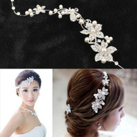 2019 Hot Sale Wedding Headpiece Hair Accessories with Pearl ...