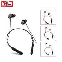 M8 Wireless Bluetooth Headset Neck Support Magnetic Sport Su...