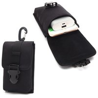 "MOLLE 2 in 1 tactical Phone Pouch for 2pcs 4. 7"" 5. 5&quo..."