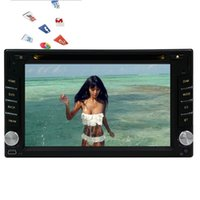 Backup Camera+ In Dash Quad Core double din Android 6. 0 Audio...
