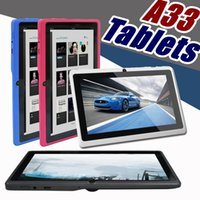 2018 7 inch Capacitive Allwinner A33 Quad Core Android 4. 4 d...