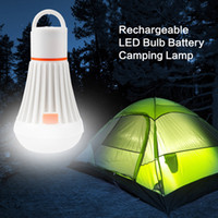 LED Camping Light 18650 Battery LED Flashlight 3W Hanging Ho...
