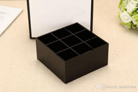brand new 9 Lipstick Holder Display Stand black Acrylic Cosm...