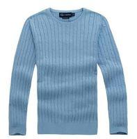 Envío gratis 2018 nueva alta calidad milla wile polo suéter de la torcedura de los hombres suéter de punto de algodón jersey jersey suéter hombres